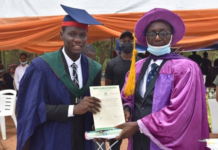 3,658 graduate from Federal School of Statistics