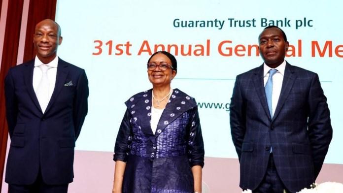 GTBank shareholders endorse N3 dividend payment