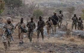 Damasak: Nigerian Military Shells ISWAP/Boko Haram Fighters in Guntrucks, Lose Two Soldiers