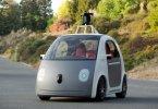 google self driven car