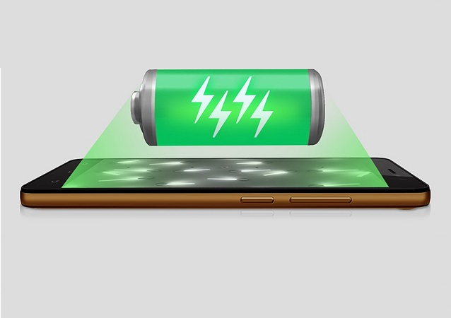 latest android phones with big battery