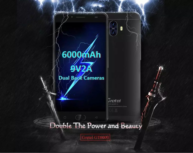 grete gt6000 battery