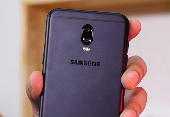 samsung galaxy j7 plus dual back cameras