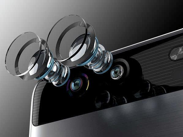 Infinix Zero 5 Back Camera