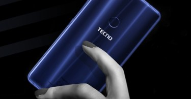 tecno phantom 8 back design