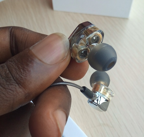 g2 earphone heads