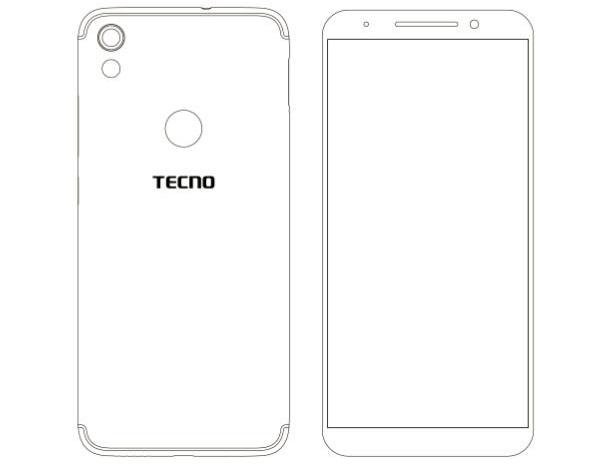 Tecno Camon CM blueprint