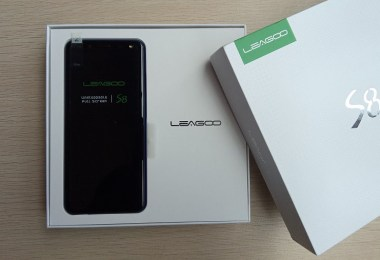 leagoo s8 unboxed