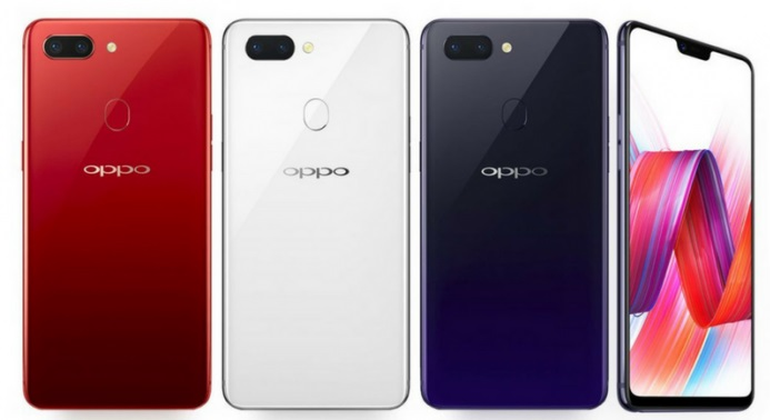 oppo r15 colors