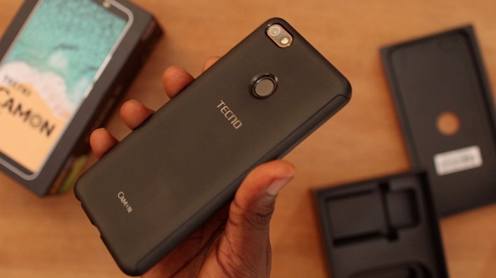 tecno camon x with pack