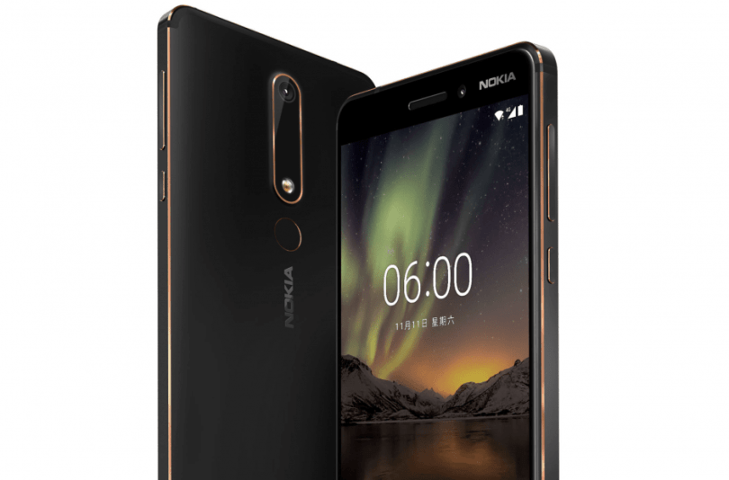 Nokia 6 (2018)'s 4GB RAM variant now available from India