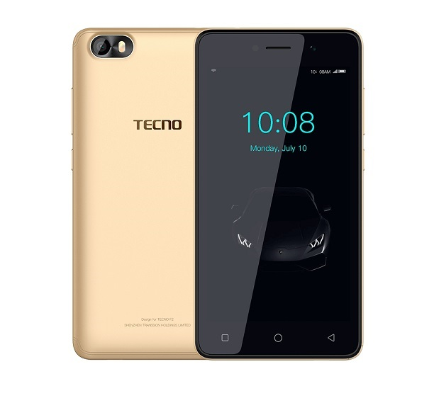 tecno f2 featured image