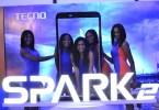 tecno spark 2 unveiling