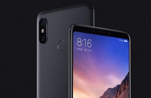 Xiaomi Mi Max 3 camera
