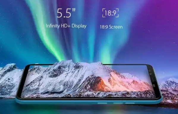 infinix smart 2 screen