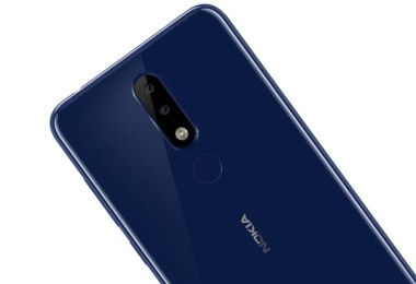 Nokia 5.1 Plus Launched In India On Flipkart And Nokia Online Store