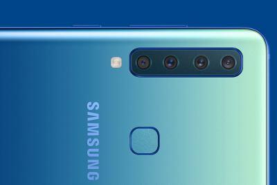 Samsung Galaxy A9 (2018) Cameras