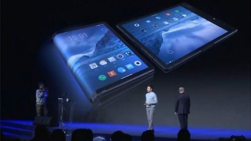 FlexPai Foldable Phone