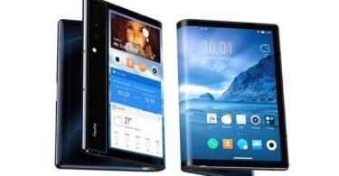 FlexPai Foldable Phone