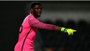 Super Eagles Coach Confirms Search For New Goalkeepers, Speaks On Akeyi's Error