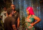 First female Nigerian artist to feature DMW Peruzzi Releases Back Scene Photos