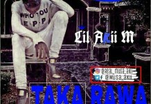 Lil Akii M - TAKA Rawa MP3 Download