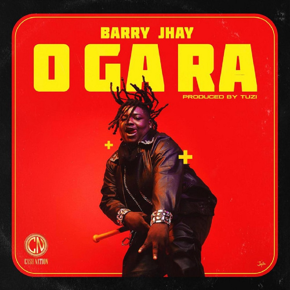 Barry Jhay – O Ga Ra Mp3 Download