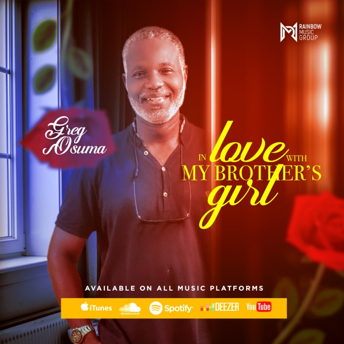 Greg Osuman - In Love with my Brother's Girl Mp3 Download Audio