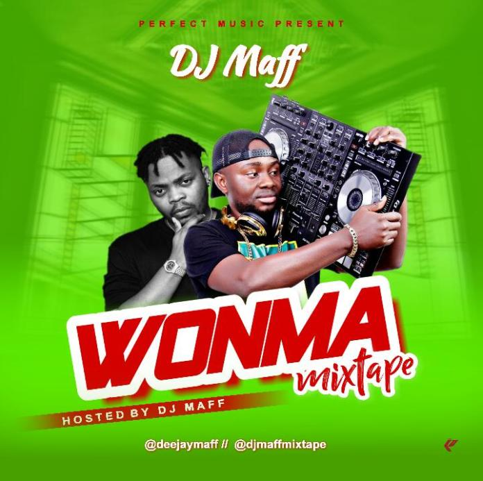 Dj Maff Wonma Mixtape Mp3 Download