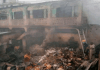 Fire razes 23 shops in kwara market