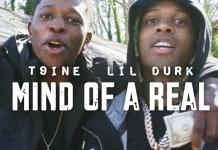 T9ine Mind Of A Real remix Ft Lil Durk mp3 download