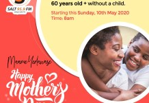 Salt Media Gh Uses Mothers Day 2020 To Launch 500,000 Ghs Survival Fund For Women