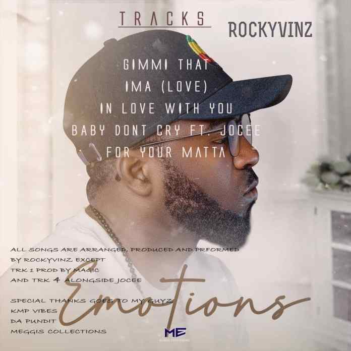 Rockyvinz Emotions EP album download