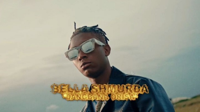 Bella Shmurda Dangbana Orisa video mp4 download