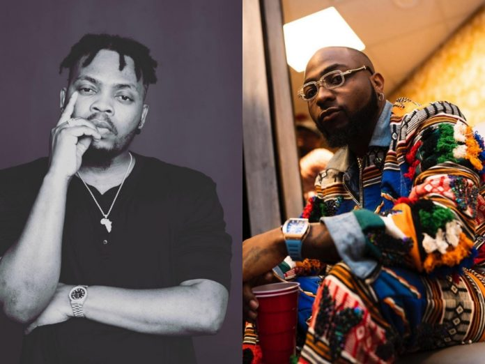 Olamide Endorses Davido's 'A Better Time' Album After Listening