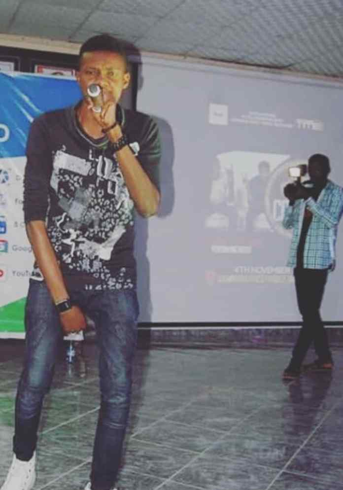 Hausa Hiphop Rapper YDee Nas Apologies To His Fans
