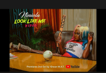 Niniola Look Like Me Video Mp4 download