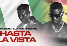 Sarkodie Hasta La Vista Ft Zlatan x Rexxie Video mp4 download