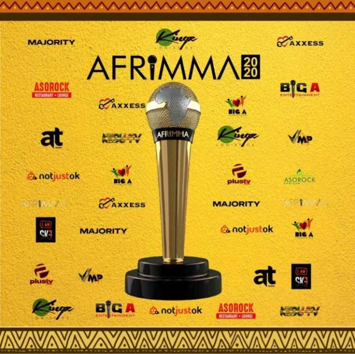 Checkout Winners of AFRIMMA 2020 Awards (Full List )