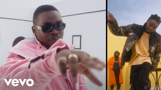 Olamide ft Omah Lay Infinity Video mp4 download