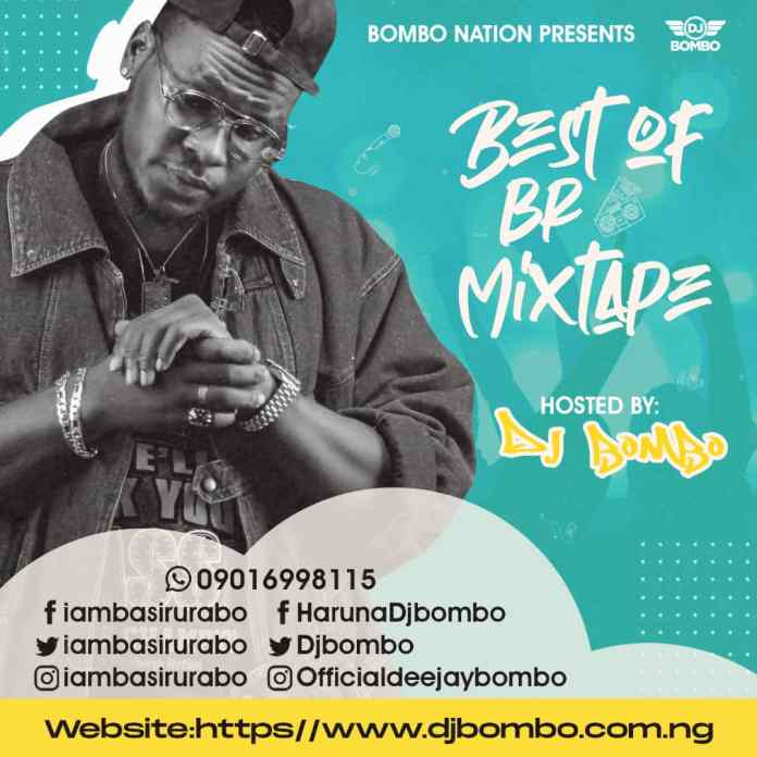 Dj Bombo The Best Of BR Mixtape download