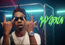 Mayorkun Your Body Video mp4 download