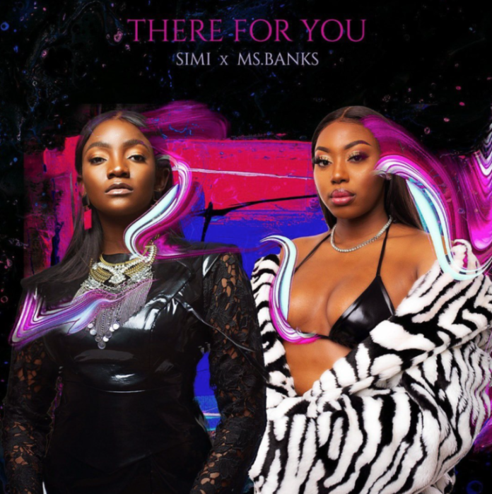 Simi Ft Ms Banks There For You Video mp4 download
