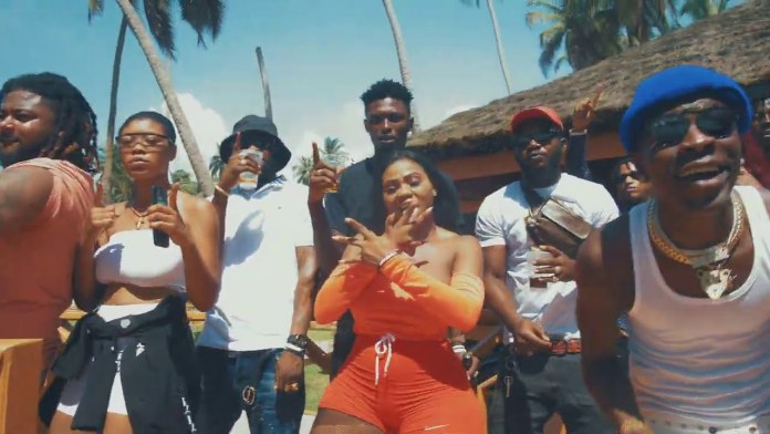 Shatta Wale 1 DON Video mp4 download