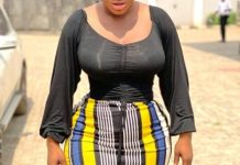 Curvy Actress, Destiny Etiko Acquires A New Toyota Land Cruiser Prado
