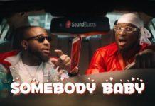 Peruzzi ft Davido Somebody Baby Video mp4 download