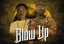 Shatta Wale Blow Up ft Skillibeng mp3 download