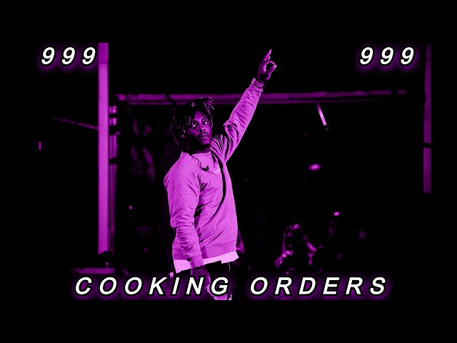 Juice WRLD Cooking Orders mp3 download