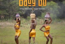 Otile Brown ft Kizz Daniel Baby Go mp3 download