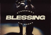 Stonebwoy ft Vic Mensa Blessing mp3 download